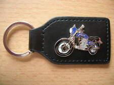 Schlüsselanhänger Honda CX 500 / CX500 blau blue Art. 0197 Keyring Porte Cle