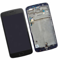 For Moto E4 Plus XT1775 XT1770 XT1771 LCD Touch Screen Digitizer + Frame QC