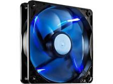 Cooler Master SickleFlow 120 - Sleeve Bearing 120mm Blue LED Silent Fan for Comp