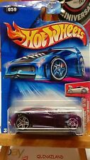 Hot Wheels First Editions 'Tooned Sir Ominous 2004-059 (9972)