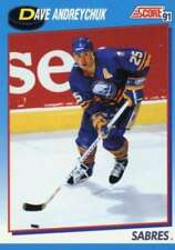 1991-92 Score Canadian Bilingual NHL Hockey Trading Cards Pick From List 441-660
