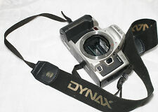 MINOLTA DYNAX 505SI SUPER 35MM Film camera body with strap