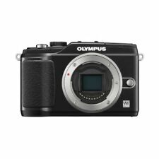 Near Mint! Olympus E-PL2 12.3MP Body Black - 1 year warranty