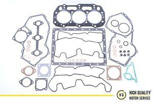Full Gasket Set For Perkins, U5LC0018, HL 403C-15  3 Cylinder.