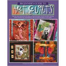 matelassage Livre - Beginner's Guide to Art courtepointes