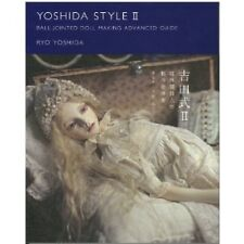 Ball Jointed doll making guide Vol. 2 by Ryo Yoshida 2013 Japan Mint