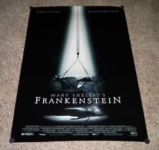 "1994 Mary Shelley's ""Frankenstein"" Original 27"" x 41"" Movie Theatre Poster"