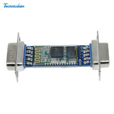 DB9 RS232 RF Wireless HC-06 Bluetooth Module Slave Serial Port For Arduino
