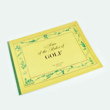Some of the Rules of Golf - The Ariel Press, London - Charles Crombie Cartoons