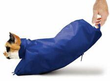 Feline Cat Sack Nylon Restraint Bag Vet Supply Size Large 10-15 Pounds Washable