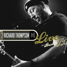 Richard Thompson - Live From Austin TX (Bonus DVD)