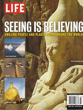 LIFE MAGAZINE SPECIAL: SEEING IS BELIEVING (2014) BRAND NEW - FREE SHIP!
