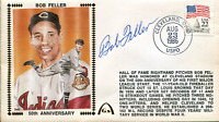 Bob Feller Autographed First Day Cover