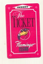 long gone--FLAMINGO HILTON CASINO----Kansas City,MO----Room key-------K-7