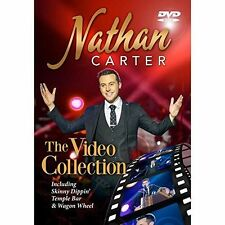 NATHAN CARTER THE VIDEO COLLECTION DVD - NEW RELEASE NOVEMBER 2016