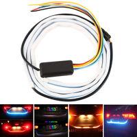 1.2m RGB LED  Feu De Freinage Clignotant Arrière Queue Lumière Lampe 12V Voiture