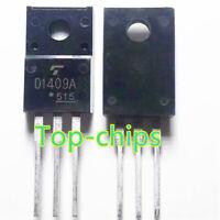 5pcs Darlington Transistor 2SD1409A D1409A Vceo=400V Ic=6A Pd=25W new