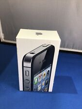 iPhone 4S 16GB Black - AT&T MC918LL/A - NEW Factory SEALED!!!