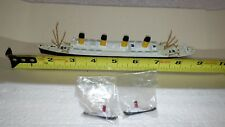 MERCATOR SHIPS TITANIC DIE CAST WITH TWO SMALL SHIPS