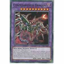 LDS1-EN037 Cyberdarkness Dragon 1st Edition Common YuGiOh Trading Card Game TCG