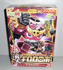 Bandai Japanese Anime ROUNIN GIRORO ROBO Model Kit #28 *Unbuilt In Box 2008