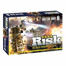 NEW RISK BOARD GAME BBC DOCTOR DR WHO THE DALEK INVASION OF EARTH 509-043-2014
