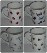 BN Fine Bone China Boxed Bee Mug, Ladybird Mug, Dragonfly Mug, Butterfly Mug