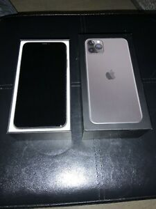 Iphone 11 Pro Max 256GB Unlocked Space Grey Unlocked Boxed