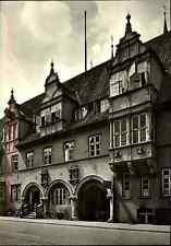 Celle Niedersachsen Rathaus Postkarte Gebäude Ansichtskarte ~1950/60 ungelaufen
