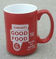 Schmucker's GOOD FOOD Restaurant Toledo OH Since 1948 Coffee Mug Homemade Pies