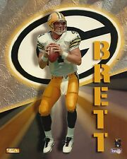 Brett Favre Green Bay Packers picture 8x10 photo #2