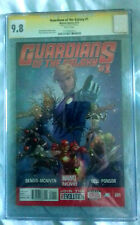GUARDIANS OF THE GALAXY #1 CGC SIGNATURE SERIES SIGNED STAN LEE