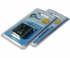 2x DMW-BCK7 BATTERY FOR Panasonic NCA-YN101G NCA-YN101F Lumix DMC-FH2 FH5 FH7
