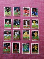 Panini EURO 2016 COCA COLA SET ROMANIA16 figurine stickers vignette