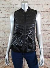 Impact By Jillian Roberts Womens Size Small Puffer Vest Jacket Black