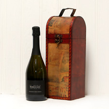75cl Prosecco Di Maria Presented in a Wooden Vintage Style Keepsake Chest