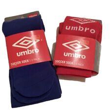 NWT Bundle Of Youth Umbro Socks