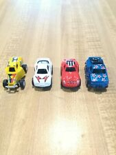 Vintage MC Toy Mini Pull Back Action Cars