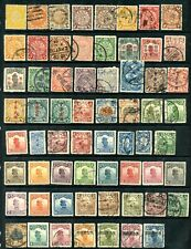 Weeda China/Manchuria Mint and used collection of Classics