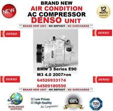 DENSO ARIA CONDIZIONATA COMPRESSORE AC BMW 3 E90 M3 4.0 2007>64526933174