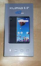 Smartphone Klipad KL601 4G LTE 16Go Double SIM Noir