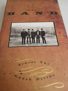 """THE BAND """"Across the Great Divide"""" CD-Boxset Capitol Masters"""