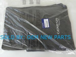 NEW 2010-2014 Hyundai Genesis 2 DR COUPE Carpeted Floor Mats FRONT & REAR, OEM