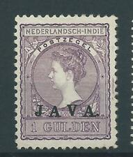 1908TG Nederlands Indie JAVA NR.79 postfris, zie foto's mooi zegel...