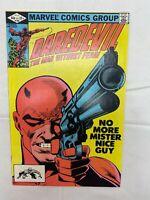 Daredevil #184 1st Team-Up of Punisher & Daredevil 1982 Marvel Comics