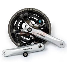 Shimano Altus FC-M361 7/8 Speed Crankset Square Taper 48-38-28T 170MM Silver