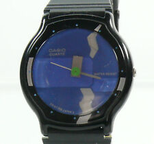 VINTAGE CASIO MEN'S W/WATCH, HARDLY USED  GREAT CONDITION