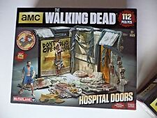 The Walking Dead Hospital Doors Building Sets Brand NEW!