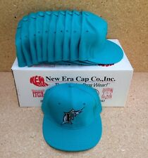 Lot Of 11 Vintage Florida Marlins New Era 5950 59FIFTY Size 6 7/8 Fitted Cap Hat
