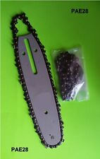 """8"""" Chainsaw Bar and 2x chain combo fits HF PORTLAND models 62896 63190 68862"""